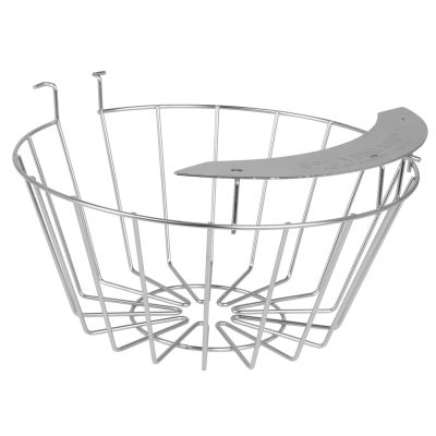 """BASKET, W/SPLGRD 8"""" ID NO BYPASS"""