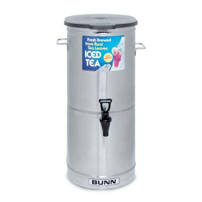 TDO-5 Dispenser w/Solid Lid