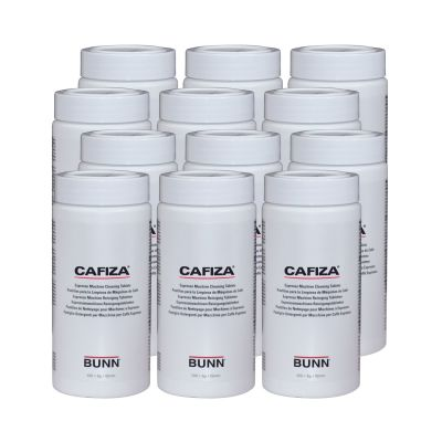 CLEAN TABLETS, CAFIZA 12/CASE