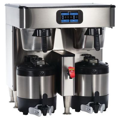 ICB Twin TF ThermoFresh® 1.0 Gal Platinum Edition™ Stainless, 120/240V
