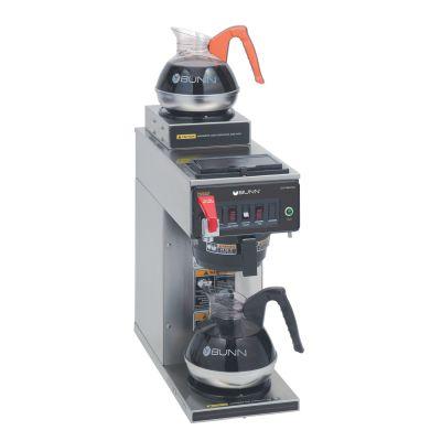 CWTF15-2, Plastic Funnel (1 Upper/1 Lower Warmer)
