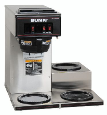 VP17-3, Stainless (3 Lower Warmers)