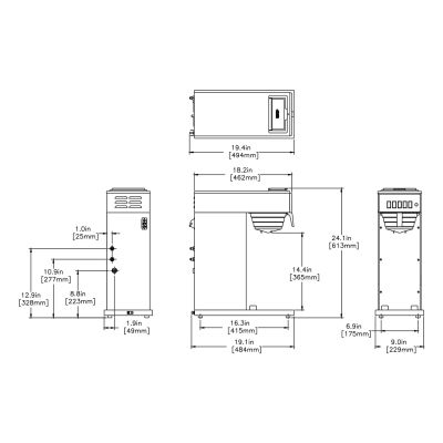 CW15-APS Airpot System