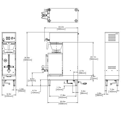 Single® SH Soft Heat® 120V