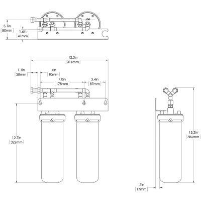 DUAL EDSS-11-T200F System