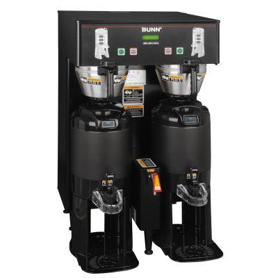 Dual® TF ThermoFresh® DBC® Black 120/240V with Funnel Locks