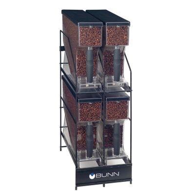 Hopper Rack, MHG 4 Position