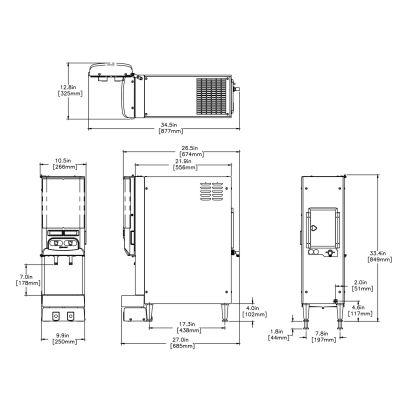 JDF-2S Dual Dispense