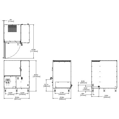 LCR-3 DBC® High Volume (with LiquiBox QC/DII)