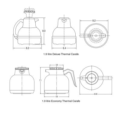1.9L Thermal Carafe