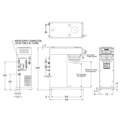 AXIOM® DV-APS Airpot System