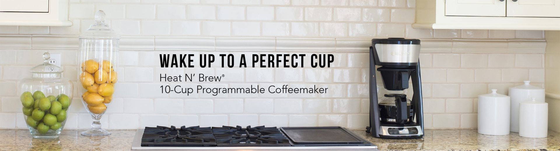Program Your Perfect Cup!