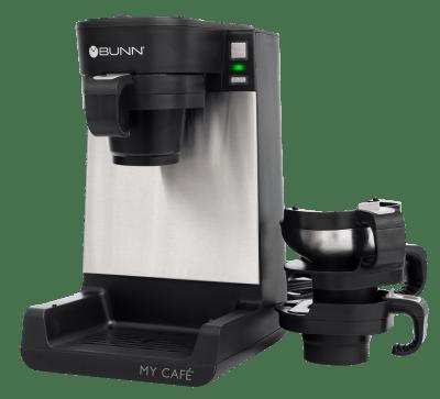 MCU Coffee Maker