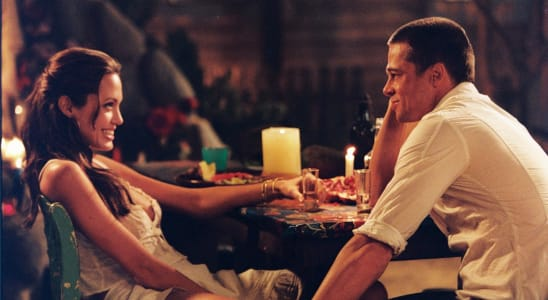 Mr and Mrs Smith - Sevişme Sahneleri