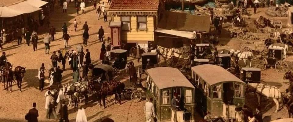 Eski İstanbul - Buraya Yazdım