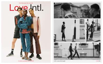 Chin Menswear Intl. - © Bureau Antoine Roux