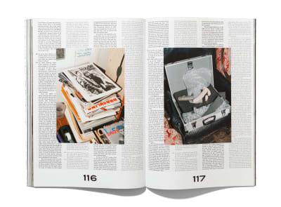 L'imparfaite, revue érotique - © Bureau Antoine Roux