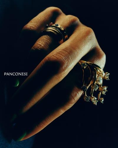 Panconesi, Jewelry Anatomy - © Bureau Antoine Roux