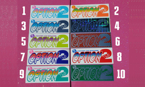 Option2 Sticker Set 1 Image