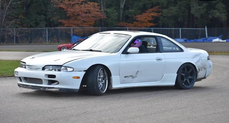 Burstspeed Drift Rental S14