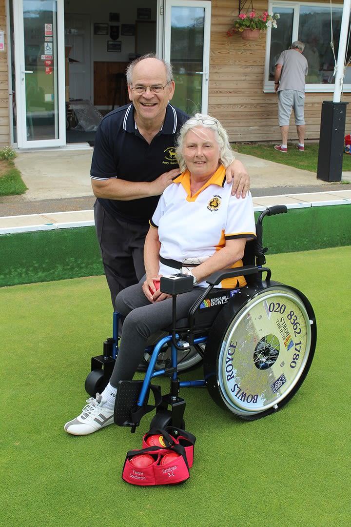 Bowls Royce Bowls Wheelchair