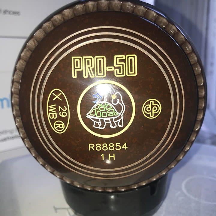 Drakes Pride Pro50 Brown 1H