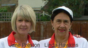 Bowls Ladies for Leamington