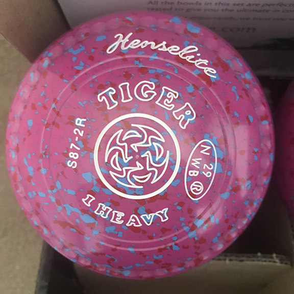 Henselite Tiger 1H Flamingo Special Edition