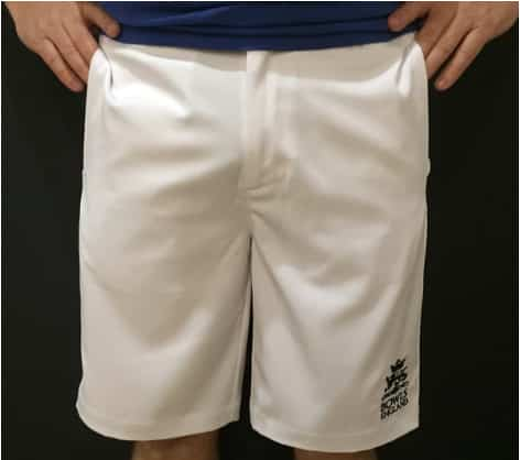 Bowls England Tailored Shorts