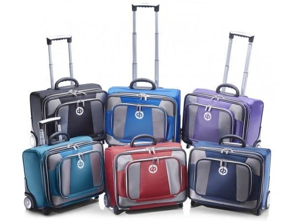 DP Low-Roller Trolley Bag
