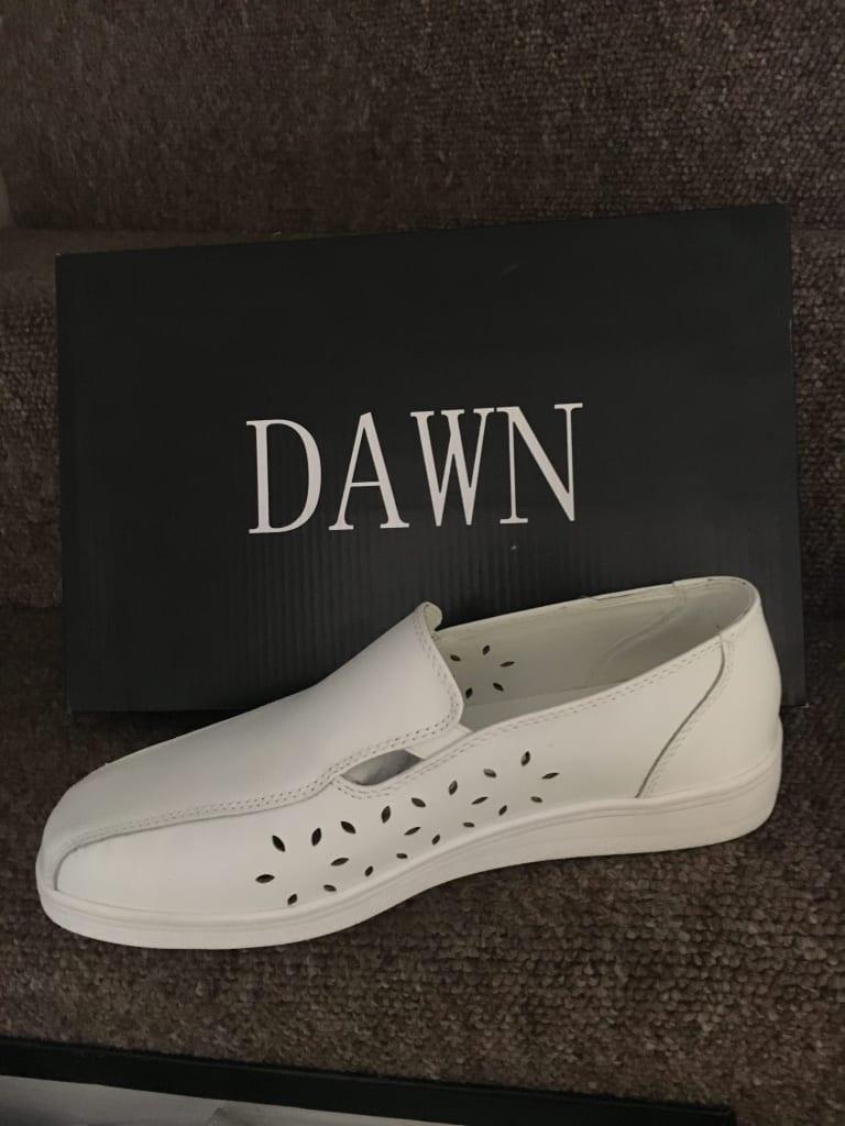 Henselite Dawn Ladies Slip-on bowls shoe
