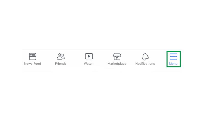 Facebook App Settings Access