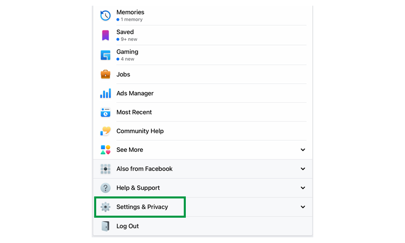 Facebook Setting and Privacy