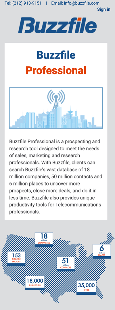 BuzzFile Business Directory