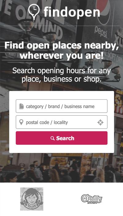 FindOpen Business Directory