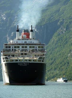 Omas for Future - auf Kreuzfahrten verzichten