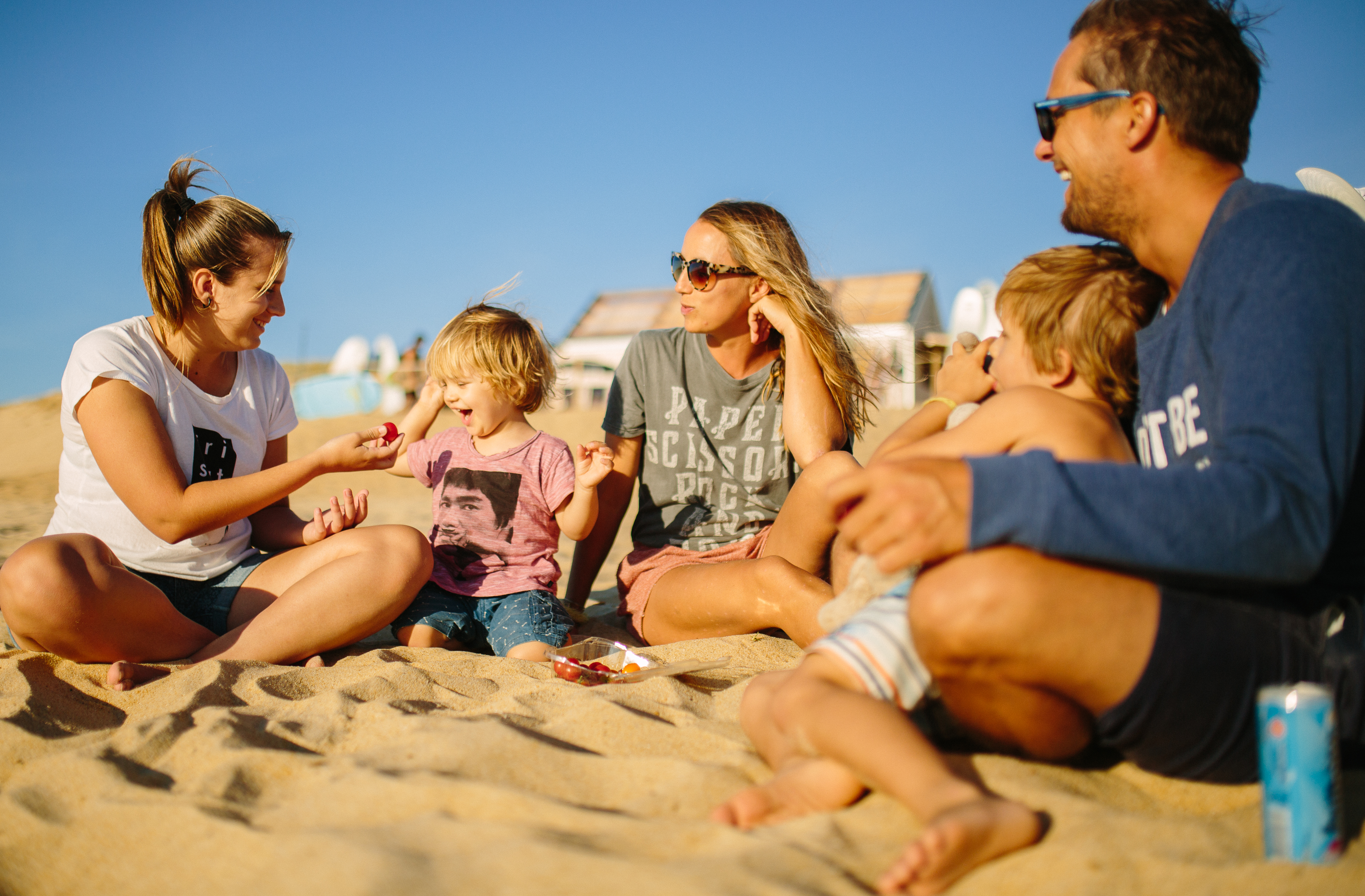 Famille Sud France
