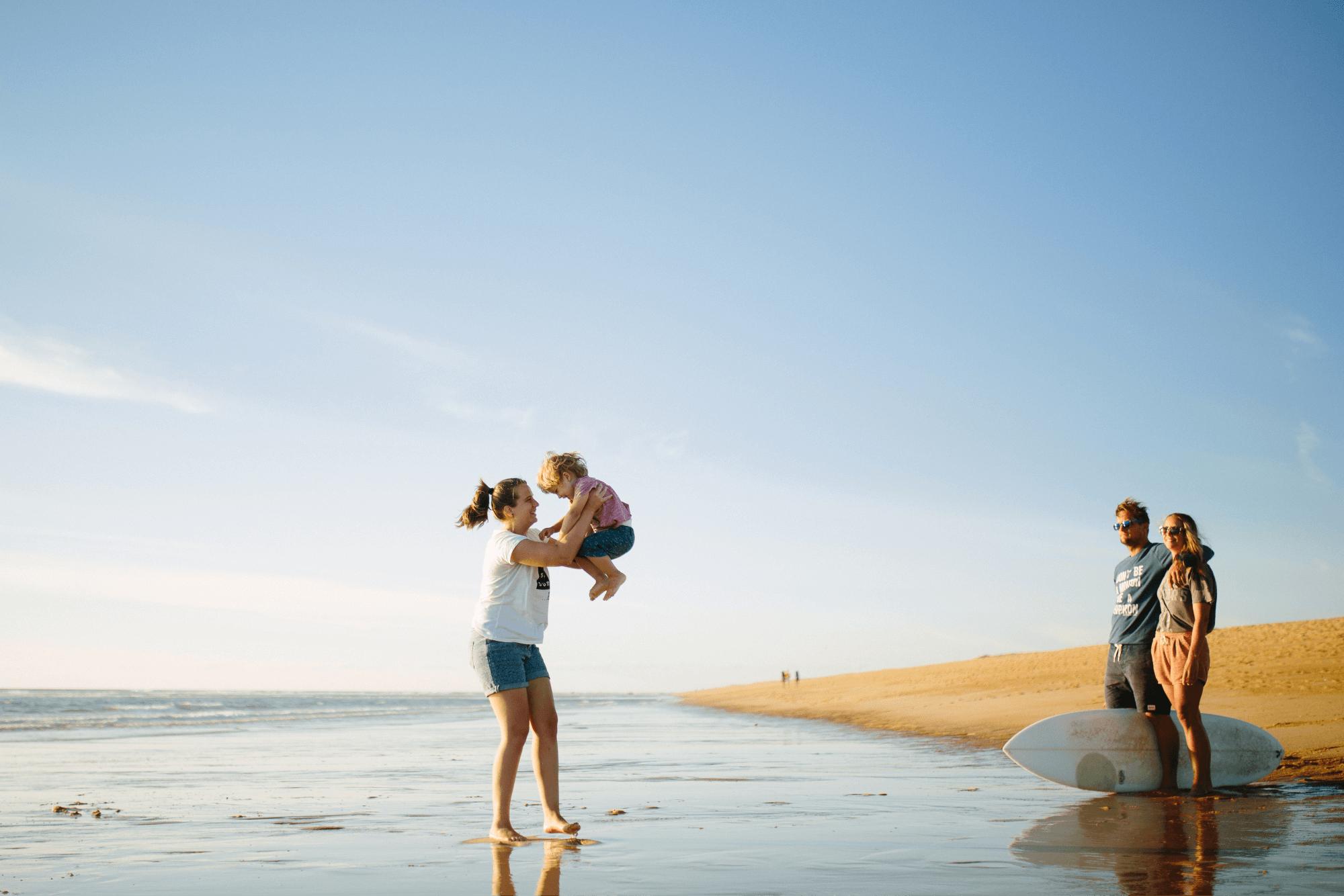 Famille au pair Biarritz