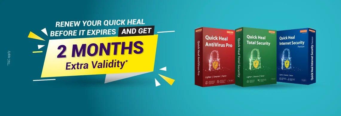 buy Quick Heal Online