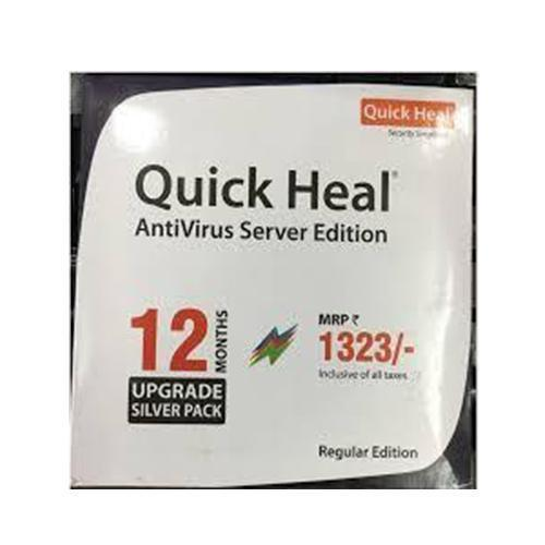 Renew Quick Heal Antivirus for server 1 User - 1 Year