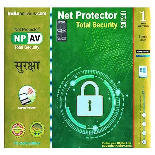 Net Protector Total Security 1 User - 1 Year