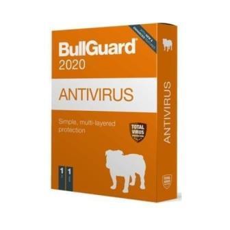 BullGuard Antivirus 1 User - 1 Year