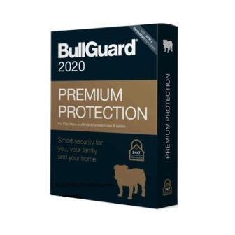BullGuard Premium Total Protection 1 User - 1 Year