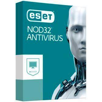 ESET NOD32 Antivirus 1 User - 1 Year