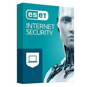 Renew ESET Internet Security 1 User - 1 Year