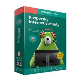 Kaspersky Internet Security 1 User - 1 Year