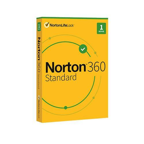 Norton 360 Standard 1 user - 1 Year