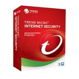 Trend Micro Internet Security 1 User - 1 Year