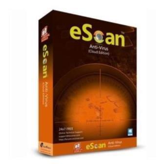 eScan AntiVirus 1 User 1 Year - Cloud Edition