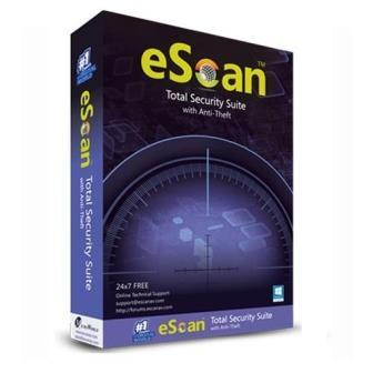 Renew eScan Total Security Suite 1 User 1 Year - Cloud Edition